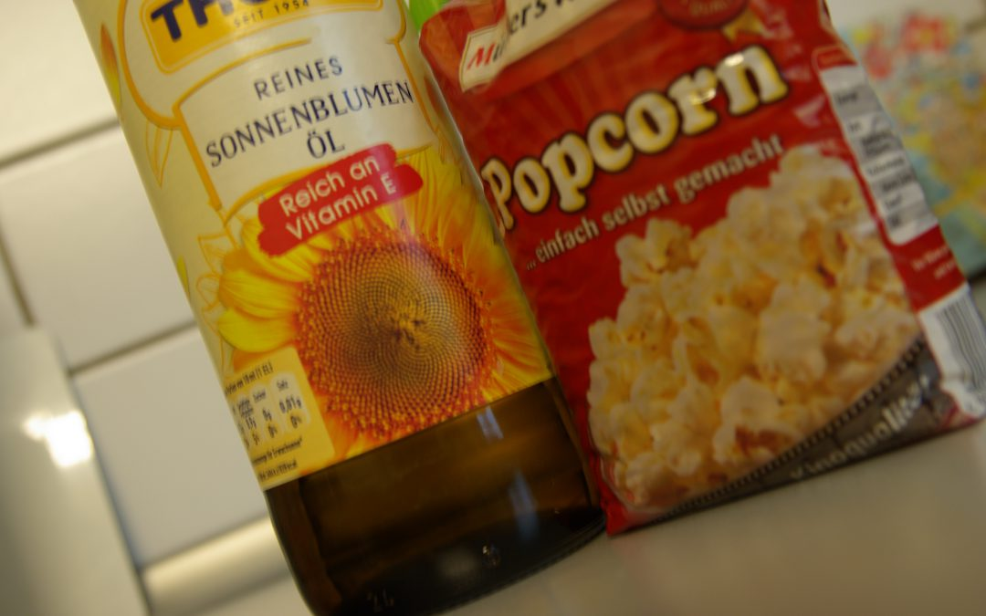 Netflix & … Popcorn!