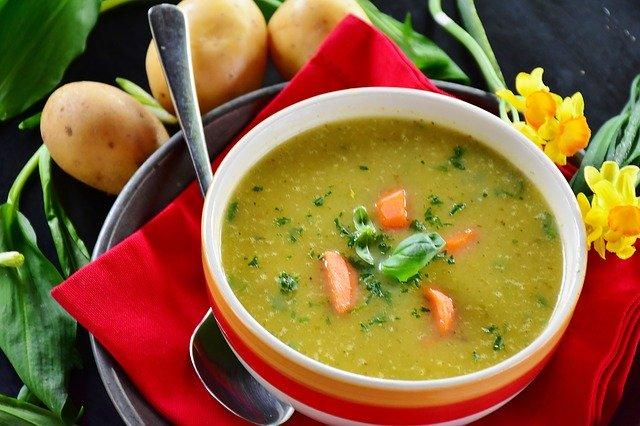 Soul Food für kalte Tage: Leckere Kartoffelsuppe