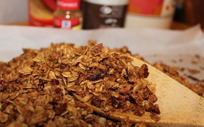 Granola: Knuspermüsli selbstgemacht