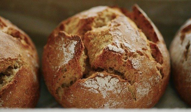 Selbstgemachte Brötchen - wie frisch vom Bäcker