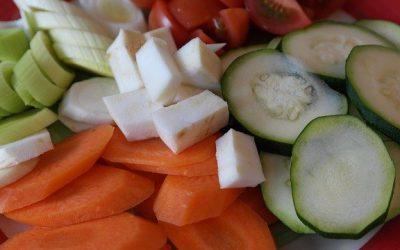 Gemüsebrühe: Das Pulver zum Würzen selbstgemacht